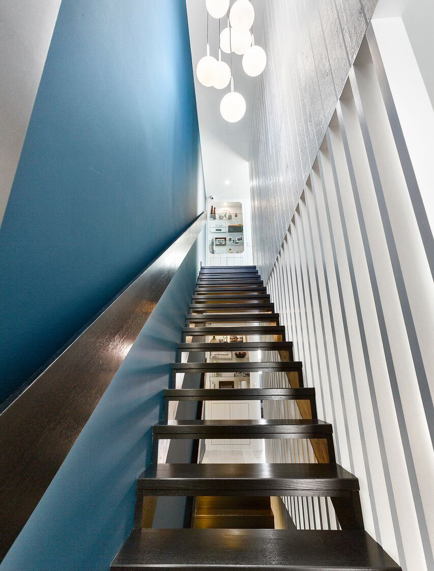 Wooden Open Staircases - Timeless Staircases Melbourne
